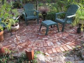 Brick Designs For Patios 25 Best Ideas About Brick Patios On Brick