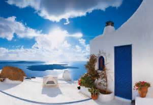 Greek Wall Murals santorini astra suites greece at travelhotelvideo com