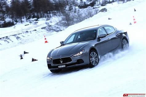 maserati snow maserati winter tour in livigno italy gtspirit