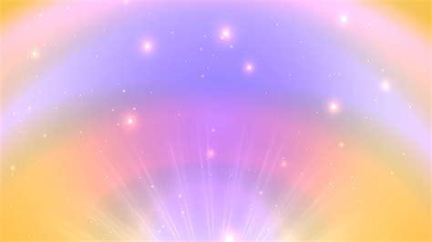 bright rainbow illumination ambient p animation