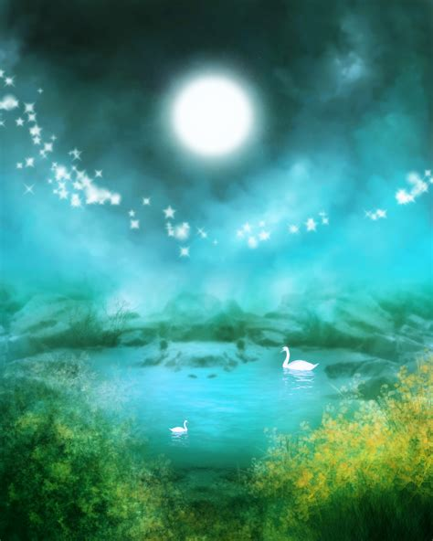 In The Light Of The Moon by A Soul Basking In The Rays Of The Sun And The Silver Light