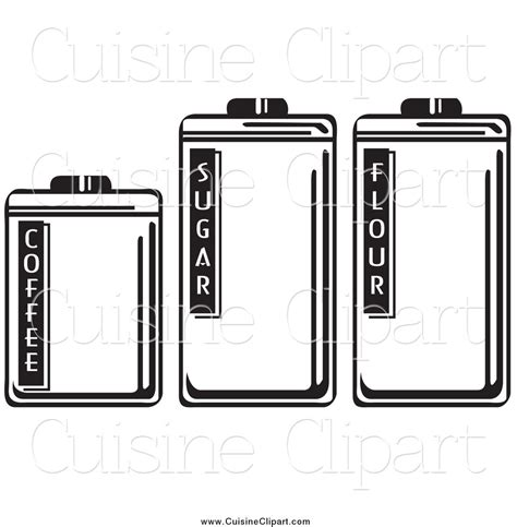 Retro Canisters Kitchen by Royalty Free Stock Cuisine Designs Of Canisters