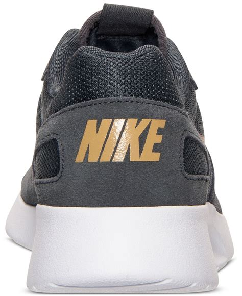 grey and gold nike kaishi grey and gold