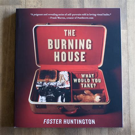 Burning The House Book by Book 003 The Burning House Foster Huntington Fab