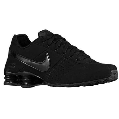 Nike Shock Black nike shox deliver mens black provincial archives of