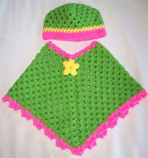 poncho para ni a en crochet y agujas circulares tricot ma 241 anita o poncho a crochet para ni 241 a ponchos tejidos