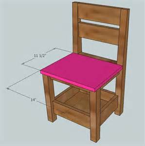 Storage Chair ana white childrens storage chair diy projects