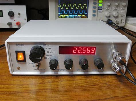 arduino xr 2206 function generator