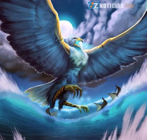 imagenes de aguilas y leones 10 fascinantes aves mitologicas taringa