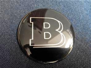 Emblem Badge Brabus 52mm brabus steering wheel center badge emblem for