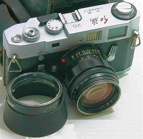 leica copy cameras