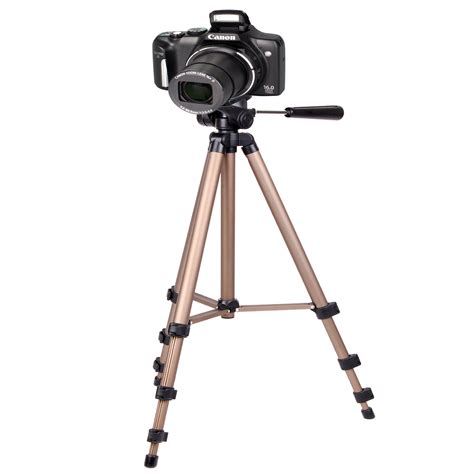 Tripod Canon premium large adjustable tripod for canon powershot sx170 is
