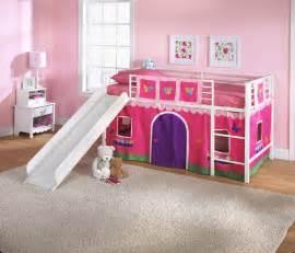 Girls Slide Bed by Toddler Bed With Slide Children Bunk Bed With Slide