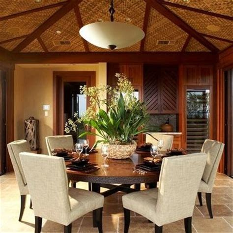 Polynesian Home Decor by Hawaiian Interior Design Search Ideas For The