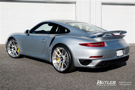 custom porsche wheels porsche 911 turbo s on custom 21in center lock niche targa