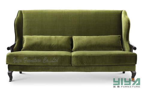 green fabric sofas china olive color special green fabric sofa d21