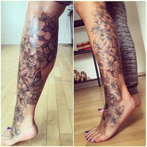 bottom tattoo designs 25 trending leg sleeve tattoos ideas on leg