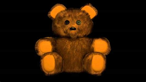 blender tutorial teddy bear teddy bear animation made in blender 2 59 youtube