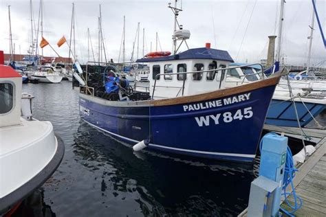 fishing boats for sale hartlepool marina warnings to wear life jackets and always carry a knife