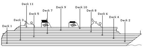 Carnival Cruise Floor Plan Disney Wonder Deck Plans