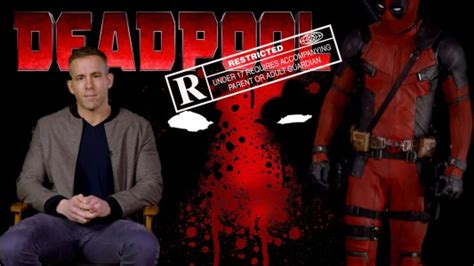why r deadpool the plight of the parents wanting a pg 13