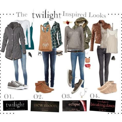 The Twilight Saga   Outfits Inspired   Pinterest