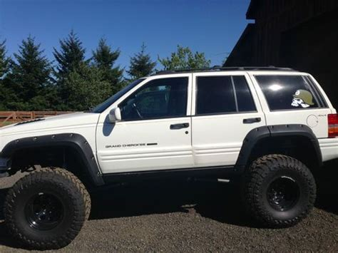1998 Jeep Grand 5 9 L Purchase Used 1998 Jeep Grand 5 9 Limited Sport