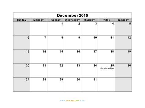 december  calendar blank printable calendar template   word excel