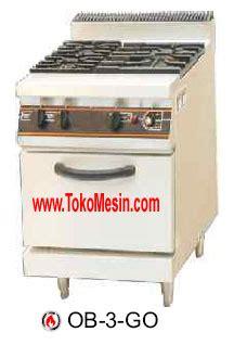 Oven Gas Malang jual mesin gas open burner kompor kabinet di malang