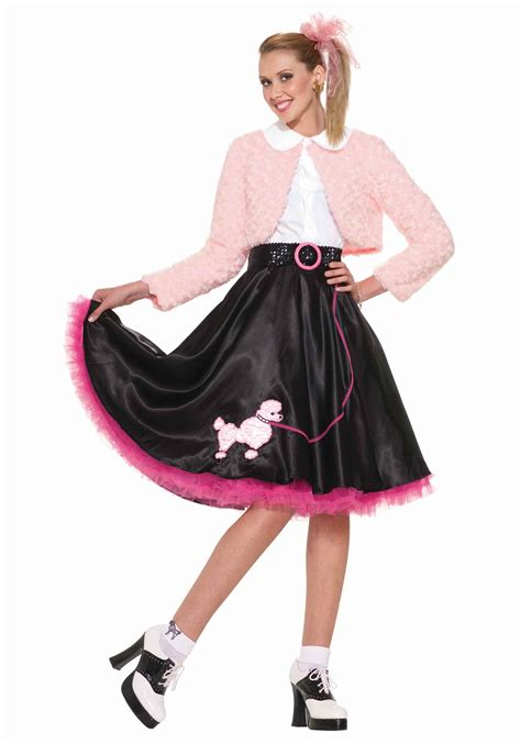 Adult 50s Costumes Mens And Womens 50s Costume Ideas | adult 50s sweetheart costume