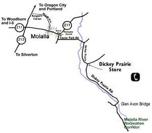 molalla oregon map molalla river alliance the molalla river