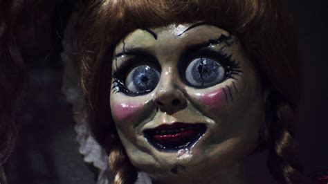 annabelle doll now the animatronic annabelle doll conjuring 2
