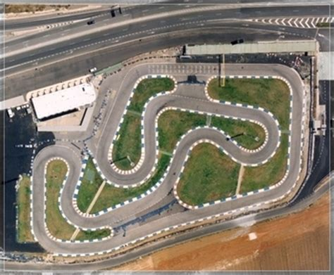 go kart circuit design racetrackdesigns murcia today la manga go karting circuit