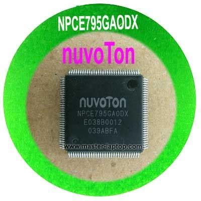 Nuvoton Npce795gaodx mobile version larger nuvoton npce795gaodx i o controller