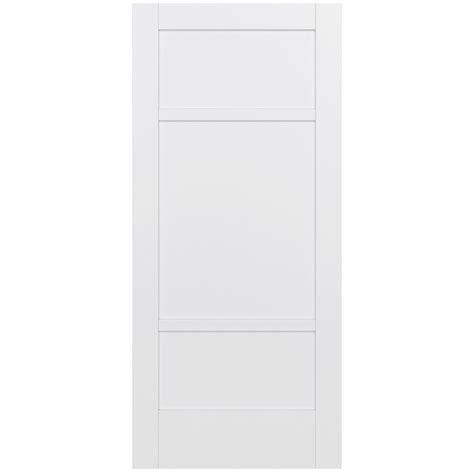 jeld wen 36 in x 80 in moda primed white 6 panel solid jeld wen 36 in x 80 in moda primed pmp1031 solid core