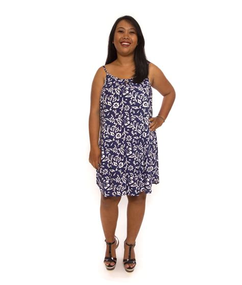 Dress Big Size Xl Biru sleek dress blue big size fashion