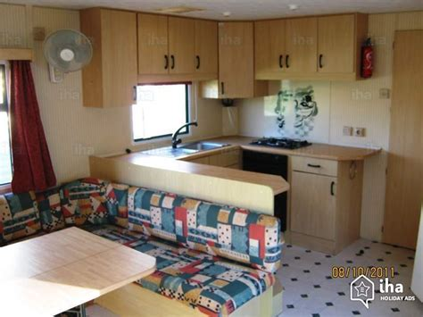 interior mobile home mobile home for rent in a cing in les mathes iha 2882