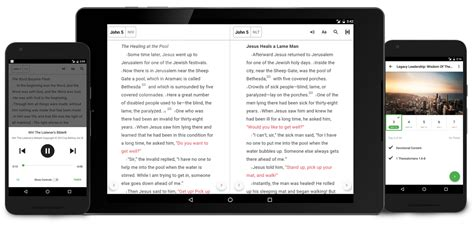 plan for reading the bible bible app android update audio tablet and offline features - Bible App For Android