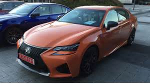 V8 Lexus 2016 Lexus Gs F Welcome Back O Holy V8 Craveonline