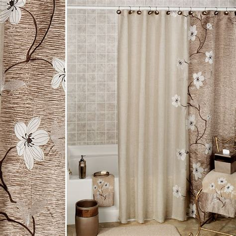 Seashell Shower Curtain Bathroom Set Seashell Curtains Bathroom Seashell Fabric Shower Curtain Tags Seashell Shower