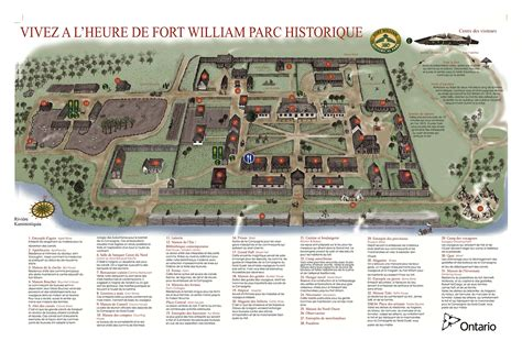 layout trad francais fort william plaque tournante de la traite des fourrures