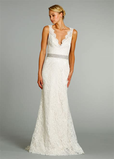Wedding Dresses V Neck by Simple Wedding Dress With V Neckcherry Cherry