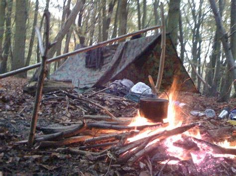 bush craft for the benefits of bushcraft network ireland