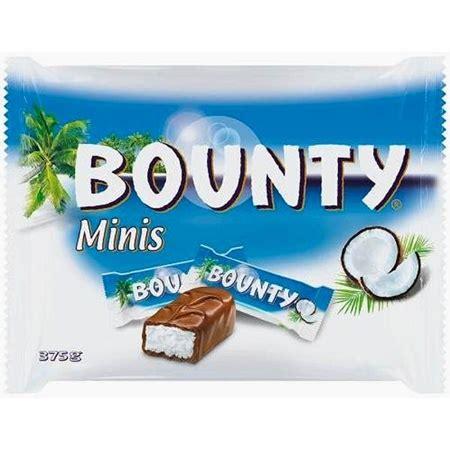 Bounty Bag bounty chocolate minis in bag
