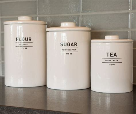 best kitchen canisters 25 best ideas about kitchen canisters on