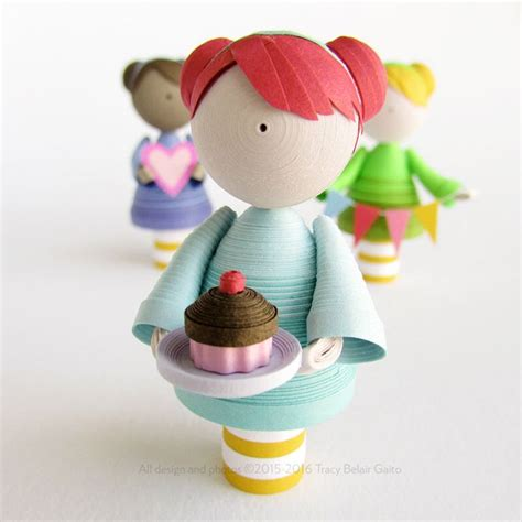 quilling tutorial doll 492 best quilling 3d dolls images on pinterest quilling
