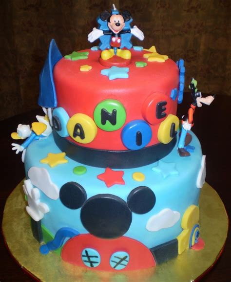 Mickey Mouse Cake Decorations by Mickey Mouse Cake Decoration Ideas Birthday Cakes