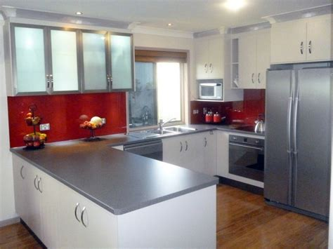 laminex kitchen ideas u shaped kitchen designs u shape gallery kitchens brisbane