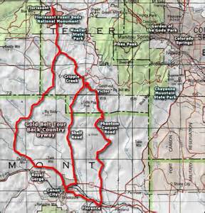 gold belt tour back country byway