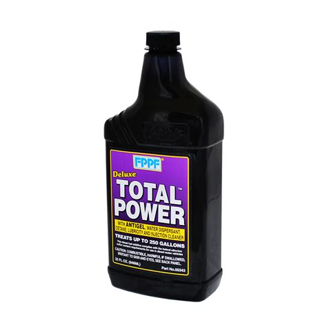 Power Spray Injector Cleaner fppf total power fuel additive 00343